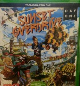 Sunset Overdrive игра на Xbox one