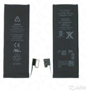 Аккумулятор для iPhone 6 (батарея, батарейка)