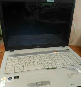 Acer 7520g на звпчасти