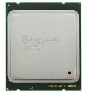 Intel Xeon E5 2620V1 2.0Ghz 6 core LGA 2011
