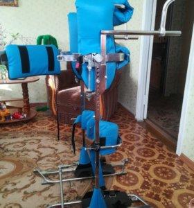 Тренажёр-вертикализатор для взрослых инвалидов