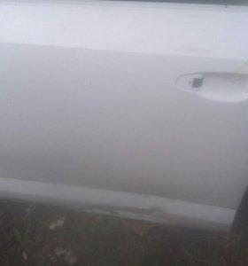 Дверь шкода октавиа а7 водительская дверь