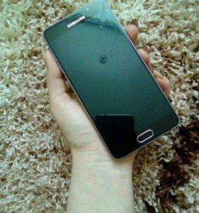 Телефон самсунг гелакси А5 2016 года