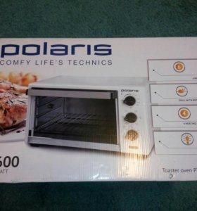 Печь новая Polaris PTO 0135GL