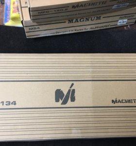Machete m134