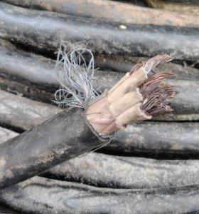 Продам кабель медный 8 жил 2.5мм