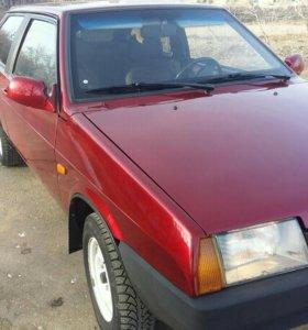 ВАЗ (Lada) 2108, 1990