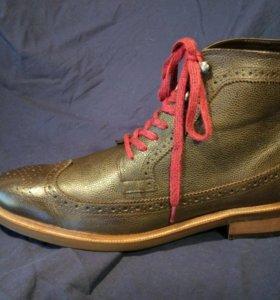 Мужские ботинки броги Dune London