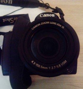 Фотоаппарат Canon Power Shot SX30 IS