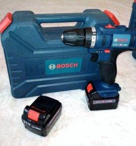 Bosch шуруповерт