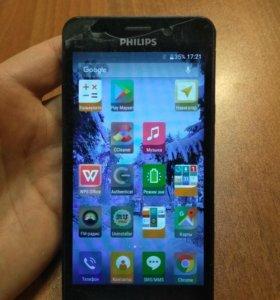 Смартфон Philips Xenium v526