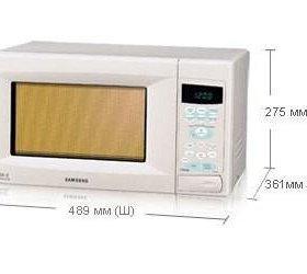 Микроволновка Samsung CE2738NR