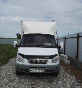 ГАЗ-33022 грузовой изотермический фургон
