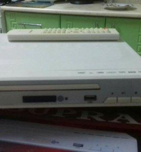DVD проигрыватель SUPRA-065XK