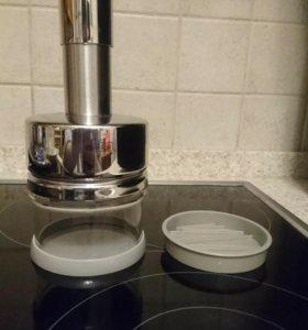 Новый измельчитель на кухню нержавейка германия