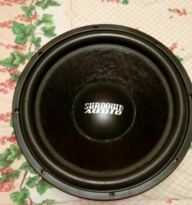 Sundown audio SA-15