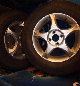колеса в сборе