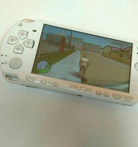 Игровая приставка Sony Psp 2008