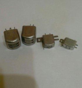 Магнитные головки для магнитофона