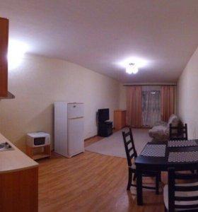 Квартира, студия, 39 м²