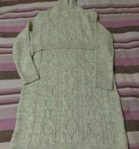 Платье для беременных и кормящих 50р.Новое