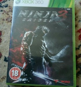 игра на xbox 360 Ninja gaiden 3