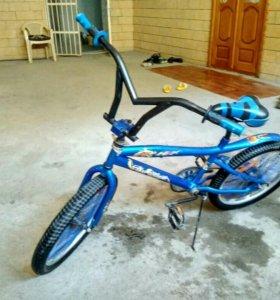 Велосипед BMX (торг уместен)