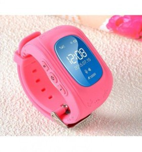 Детские часы GPS-трекер Q50