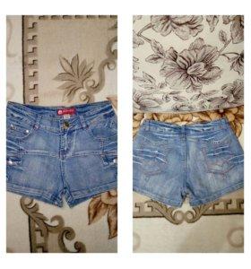 Шотры джинса