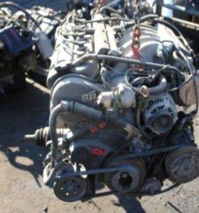 Двигатель для Ssangyong actyon II 2.0 модель G20