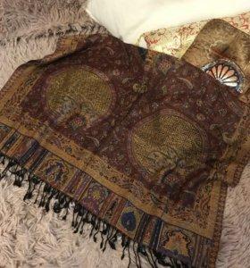 Новый шарф- палантин