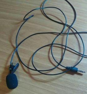 Микрофон-петличка