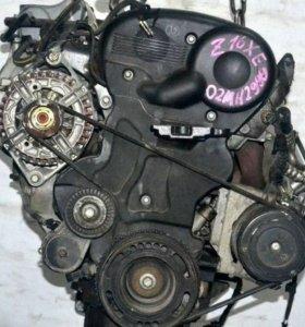 Двигатель для Opel astra G 1.6 модель Z16XE