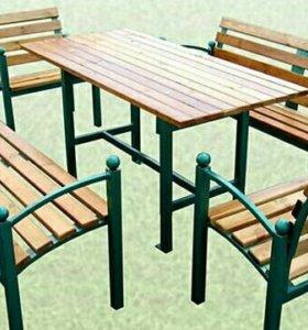 Садовая мебель,беседки