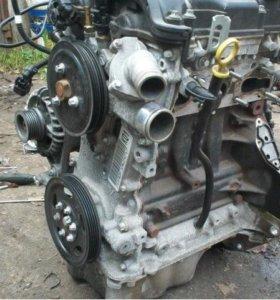 Двигатель для Opel corsa C 1.0 модель Z10XEP