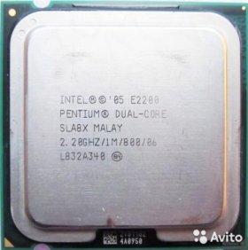 Intel e2200 dual -core sla8x malay