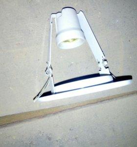 Светильники новые