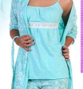 Пижама (комплект женский)
