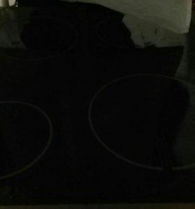 Индукционная стеклокерамическая плита.