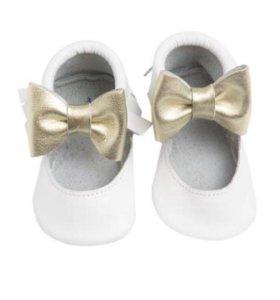 Туфли (пинетки) для девочки US Polo Assn