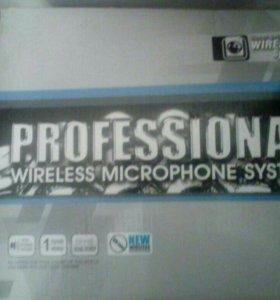 Профессиональная микрофонная установка🎤