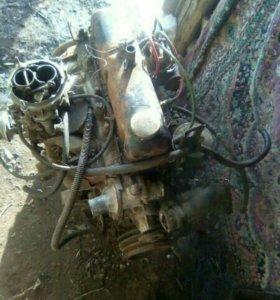 Двигатель газель 402