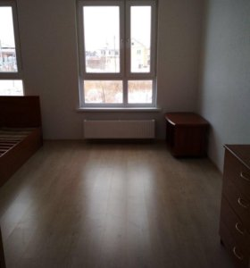 Квартира, 1 комната, 25.7 м²