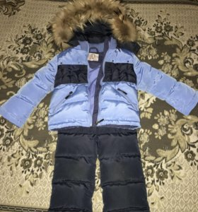 Зимний детский комбинезон (торг)