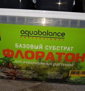 "AQUABALANCE Базовый субстрат ""ФЛОРАТОН"" 5,8 л"