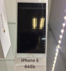 Apple iPhone 6 LTE 64 GB Gold