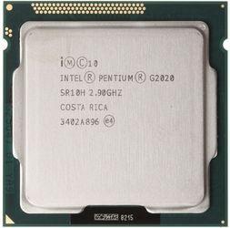 Процессор Intel Pentium G2020 . lga1155
