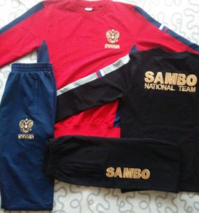 Спортивный костюм Самбо