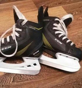 Детские хоккейные коньки 33 размера