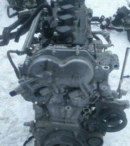 Двигатель для Nissan X-Trail 2.5 модель QR25DE